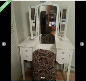 VANITY TABLE SET FOR SALE