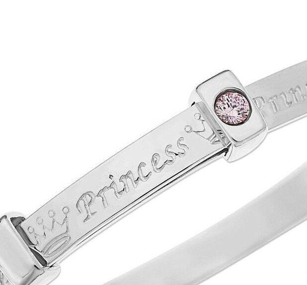 sterling silver baby girl bracelet bangle baptism