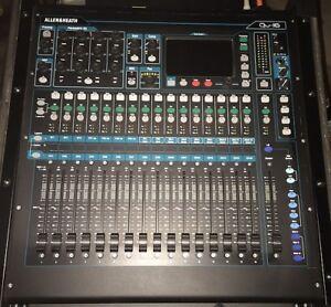 A&H QU16 Digital Mixing Console