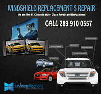 FEBRUARY PROMO $150 OFF WINDSHIELD REPLACEMENT!