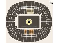 Adele Golden Circle Tickets June 28th x2