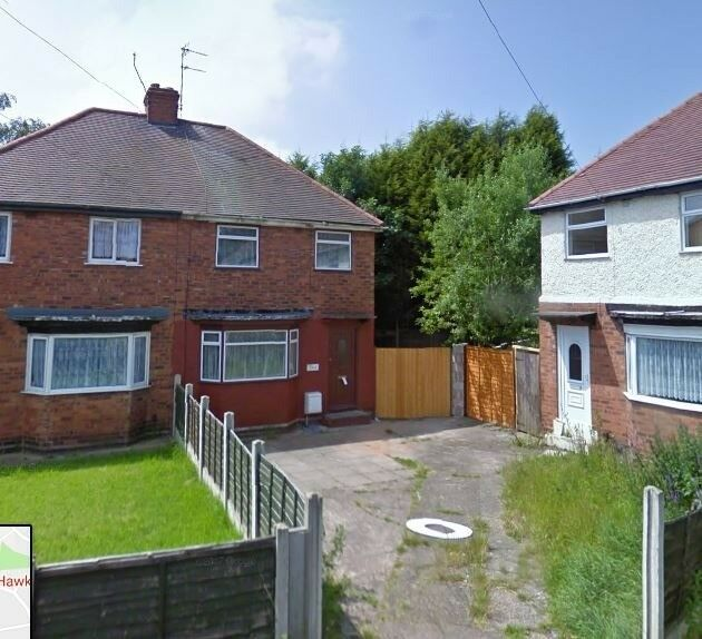 3 Bedroom House For Rent Hawksford Crescent Wolverhampton 150 Per Week