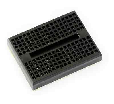 Mini Black Solderless Prototype Breadboard 170 Tie-points F Arduino New C