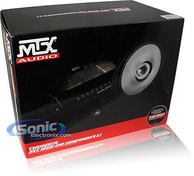 MTX Audio TXC6.1 Thunder Axe 6.5