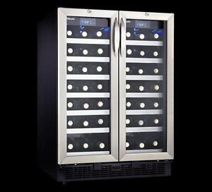 "24"" WINE COOLER - 54 BOTTLE WINE COOLER"