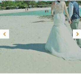Mori lee wedding dress size 12