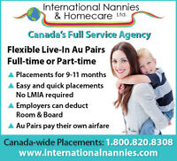 Are you looking to host an Au Pair this summer or fall?