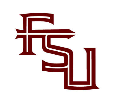 - Florida State Seminoles FSU Vinyl Decal , Car / Window Sticker , FREE Shipping
