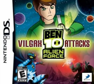 Ben ten alien force DS 2ds 3ds