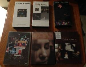 Tori Amos DVDs for $30, OBO