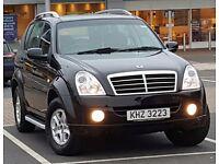 Rexton II 270 Same as Mercedes ML 270 HPI Clear, Reliable SUV Jeep like pajero, nissan navara