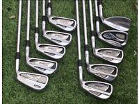Titliest AP2 Forged 3 - PW Golf Irons Reg Shaft & 2 Wedges