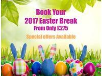 3 bedroom/8 berth caravan Rental at Havens Cala Gran holiday park- Easter dates/offers