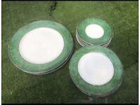 People's Ceramic Fine Porcelain China set