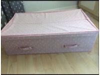 Next pink spot under bed storage
