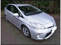 PCO TOYOTA PRIUS FOR RENT OR HIRE** WITH OR WITHOUT INSURANCE