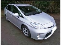 PCO CARS TOYOTA PRIUS FOR RENT OR HIRE WITH INSURANCE