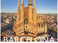 for sale - 2 easyJet return flight tickets to Barcelona