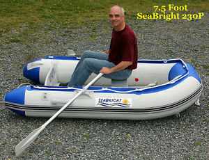 SeaBright Inflatable Boats -  Summer SALE  --  Big Savings !