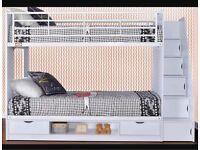 Storage Bunk Beds