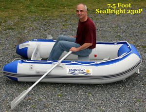 SeaBright Inflatable Boats and RIBs -WINTER SALE !!!