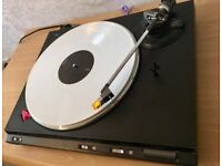 Technics SL D33 automatic direct drive record turntable