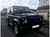 2011 Landrover Defender 90 XS Station Wagon 2.4Tdci. 6-speed Manual. Twisted.