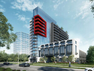 Highlight Condos at  Dixie Road, Mississauga From Hight 200's