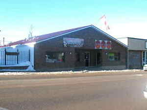 Athabasca Real Estate - Commercial building in Athabasca