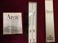 Books - architectural 3 volumes still in print