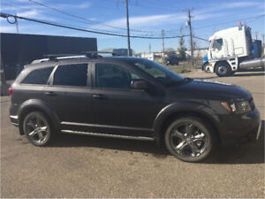 2016 Dodge Journey Crossroad Tax Pd! Priced to sell!