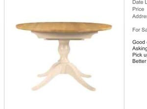 ISO drop leaf dining table - willing to pay :)