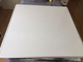 White Board - Bi-Office Brand New Condition, fittings included