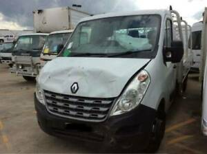 Renault Master X62  2015 Table Top now wrecking East Albury Albury Area Preview