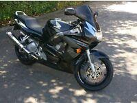 Honda CBR600 Motorbike Full Year Mot 28k miles