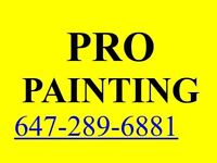 ***Benjamin Moore Pro Painting Will Beat Any Written Quote****