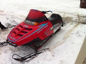 PARTING OUT 1994 POLARIS INDY