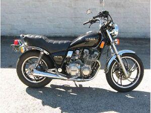 1100 yamaha 1982 Maxim pour pieces