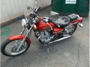 2005 Honda Rebel 250 CC Chopper. Classic Beauty.