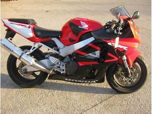 PLASTICS WANTED FOR HONDA CBR929RR