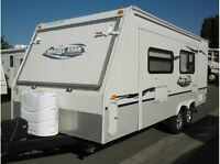 For rent! 2008 Travel Star by Starcraft 21SSO
