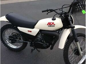 MX 175 wanted to buy.