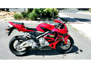 2006 Honda CBR 600RR LOW CLICKS