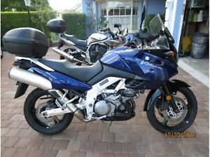 SUZUKI VSTROM 1000 ADVENTURE TOURING $4200