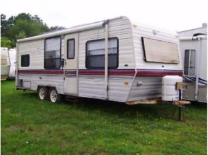 Looking for older camping trailer