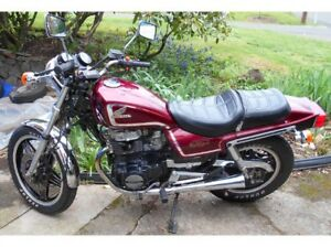 Looking for clean 1982 Honda Cb450SCNighthawk