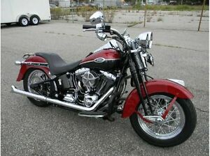 Heritage Springer or Softail Springer