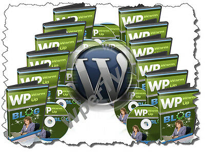 Learn Wordpress Turorial Videos For Building Your Wordpress Blog Or Website