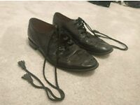 Kilt brogue shoes mens size 10