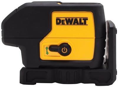 New Dewalt Dw083cg Self Leveling 65 Range Laser Level 3 Spot Beam 2667327
